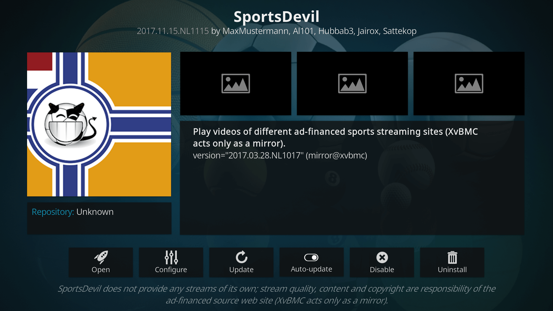 How to Install Sportsdevil Kodi addon on firestick krypton