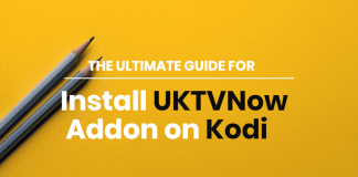 UktvNow Kodi Addon