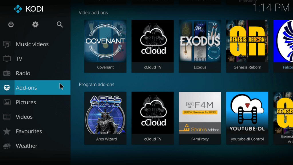 How to Install Covenant Kodi on Firestick Krypton