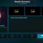How to Install Death Streams Kodi addon
