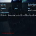 How to Install Flixanity Kodi addon on Krypton