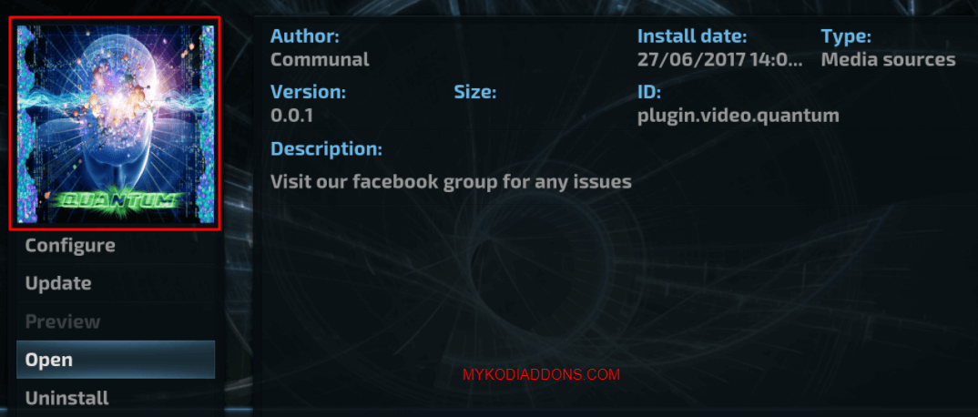 kodi krypton issues