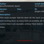How to Install Strictly Kodi addon on Krypton