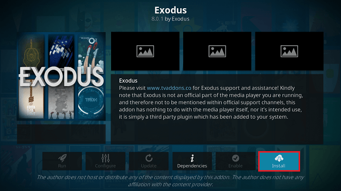 How to Install Exodus Kodi on Firestick & Leia 18 4
