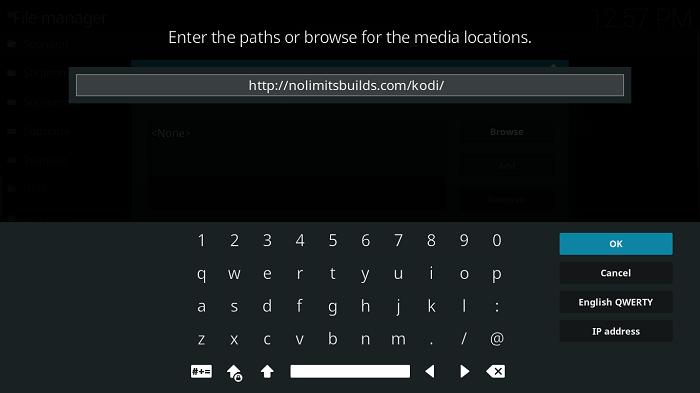 No Limits URL