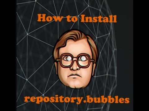 Bubbles Kodi