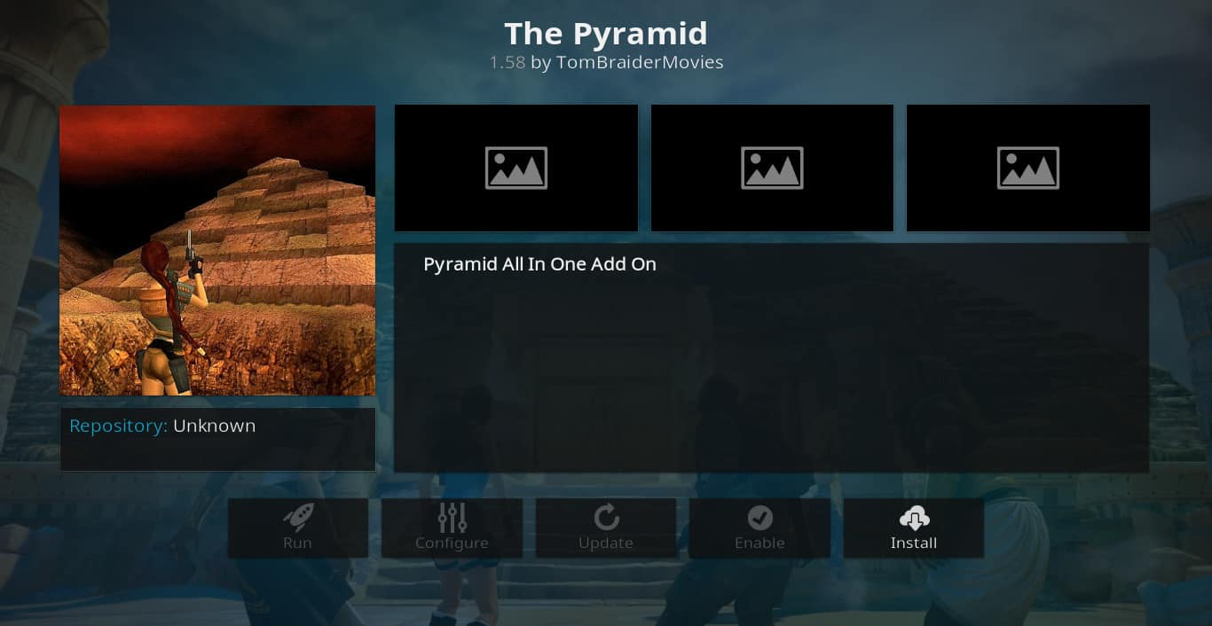 How to install Pyramid kodi addon on krypton