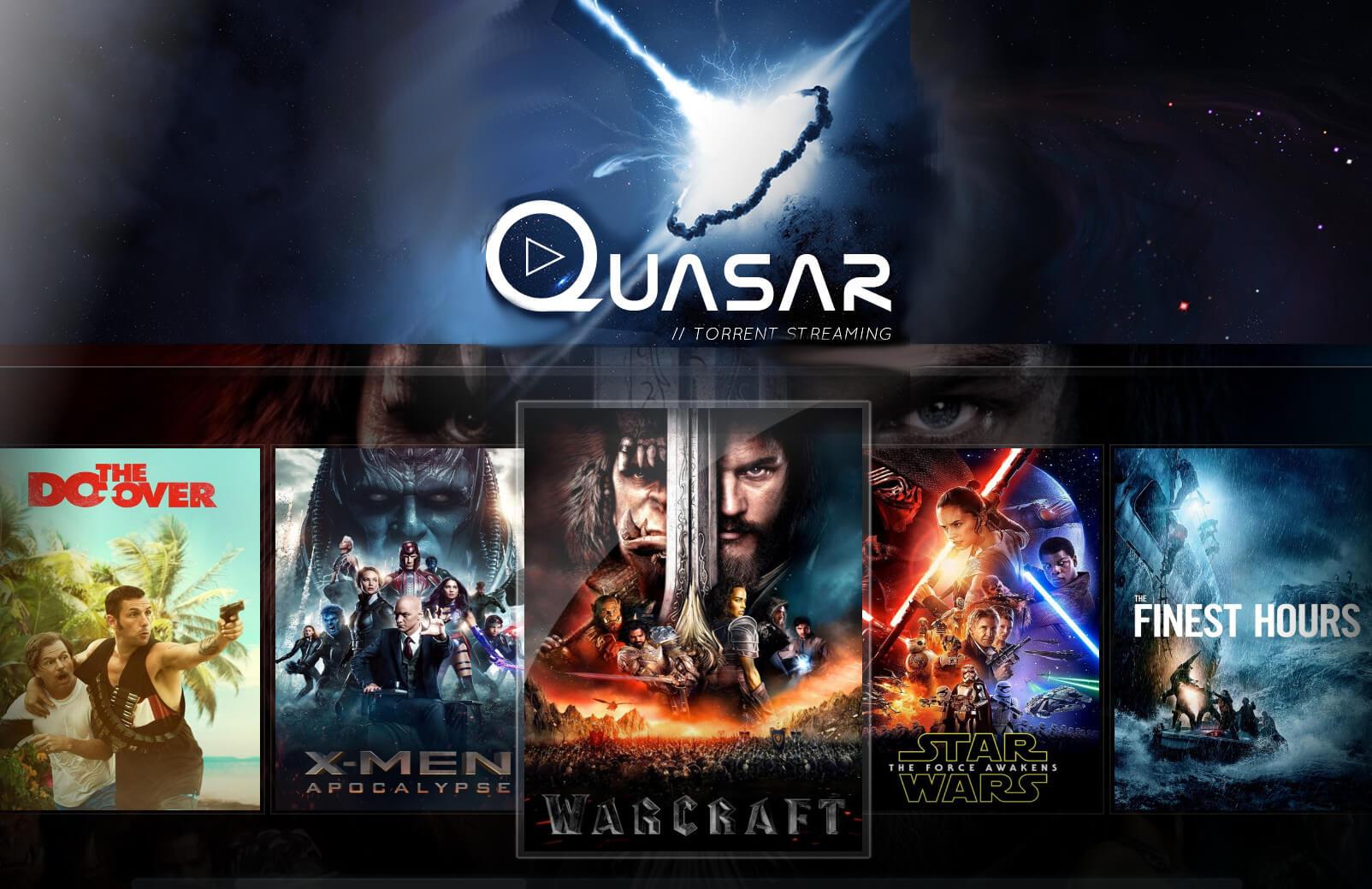 Kodi Quasar