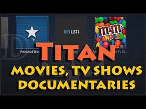 Titan Kodi