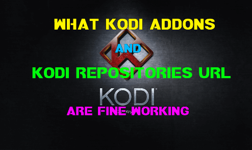 Best Kodi Addons (August 2019) - Updated List that Really Works