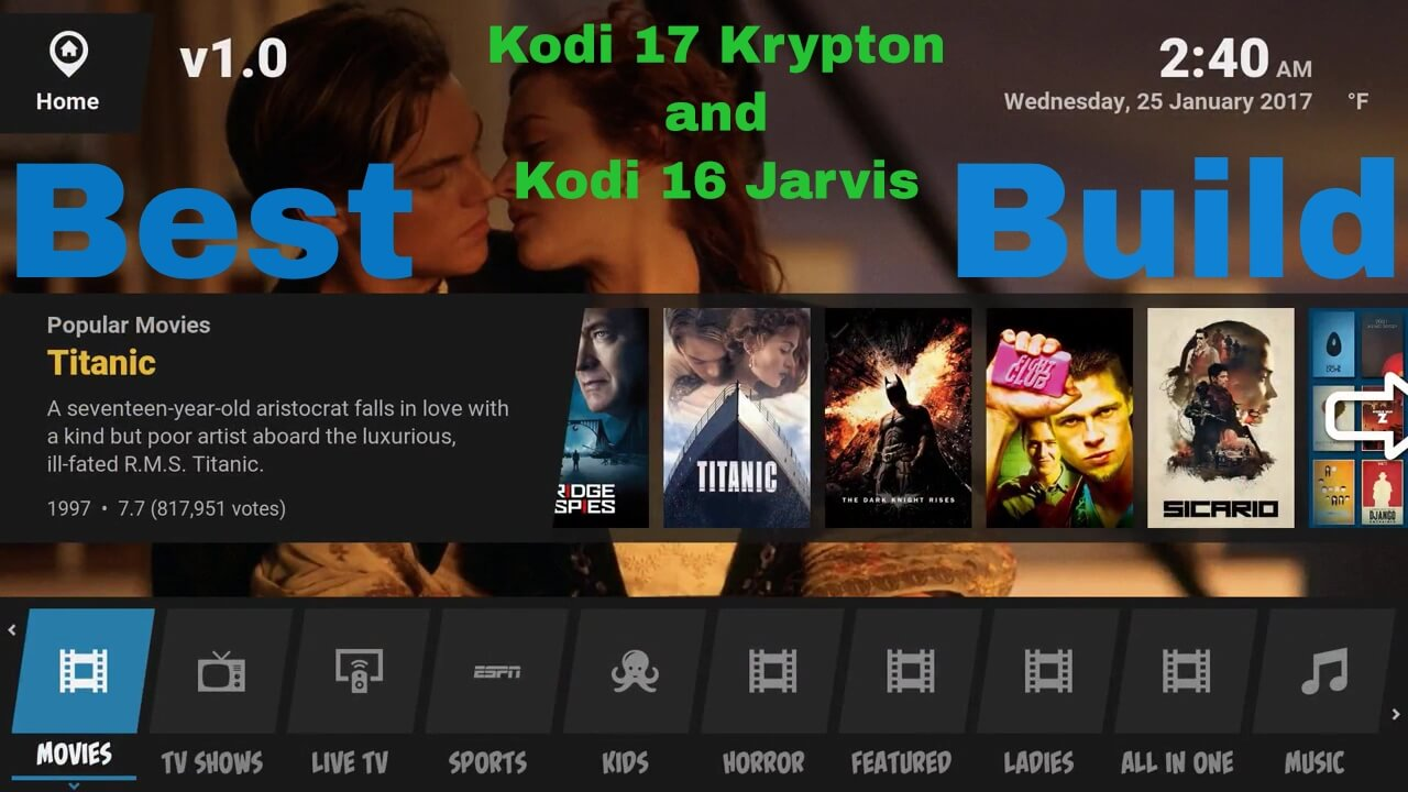 11 Working Best Kodi Builds for Firestick and Android