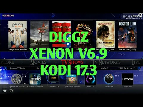 How to Install Diggz Fire Build Kodi Krypton 17 / Firestick 2018