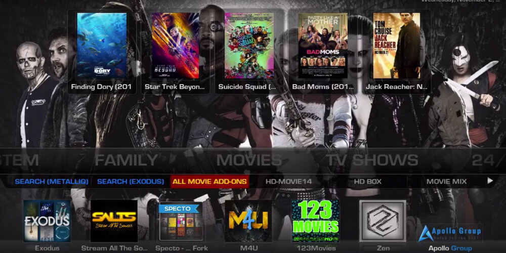 How to Install Durex Build Kodi Krypton Firestick