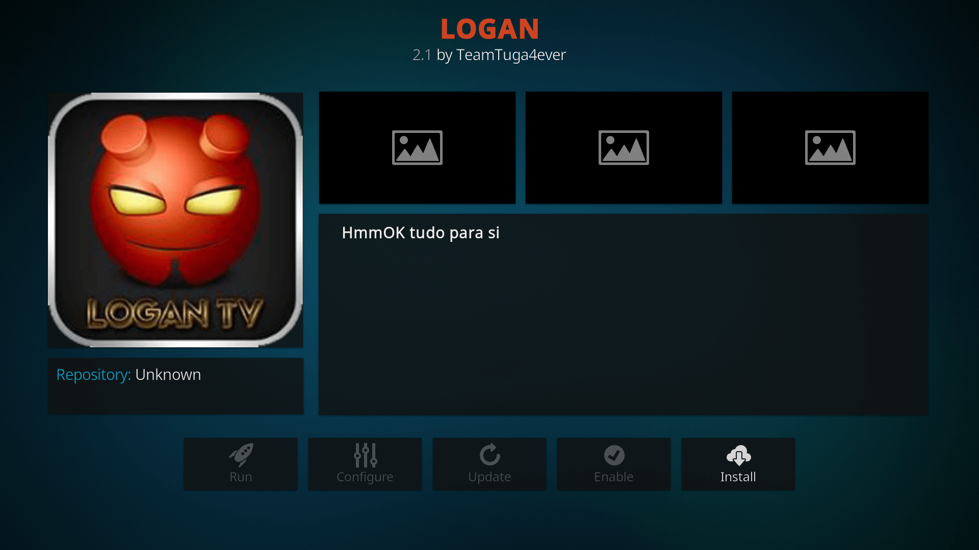 How to Install Logan TV Kodi addon on Krypton