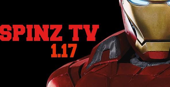 Spinz TV Fury Reloaded Kodi