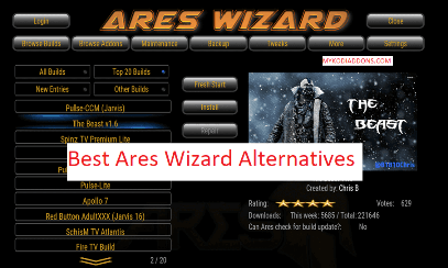 How to Install Working Ares Wizard on Kodi Firestick 2018