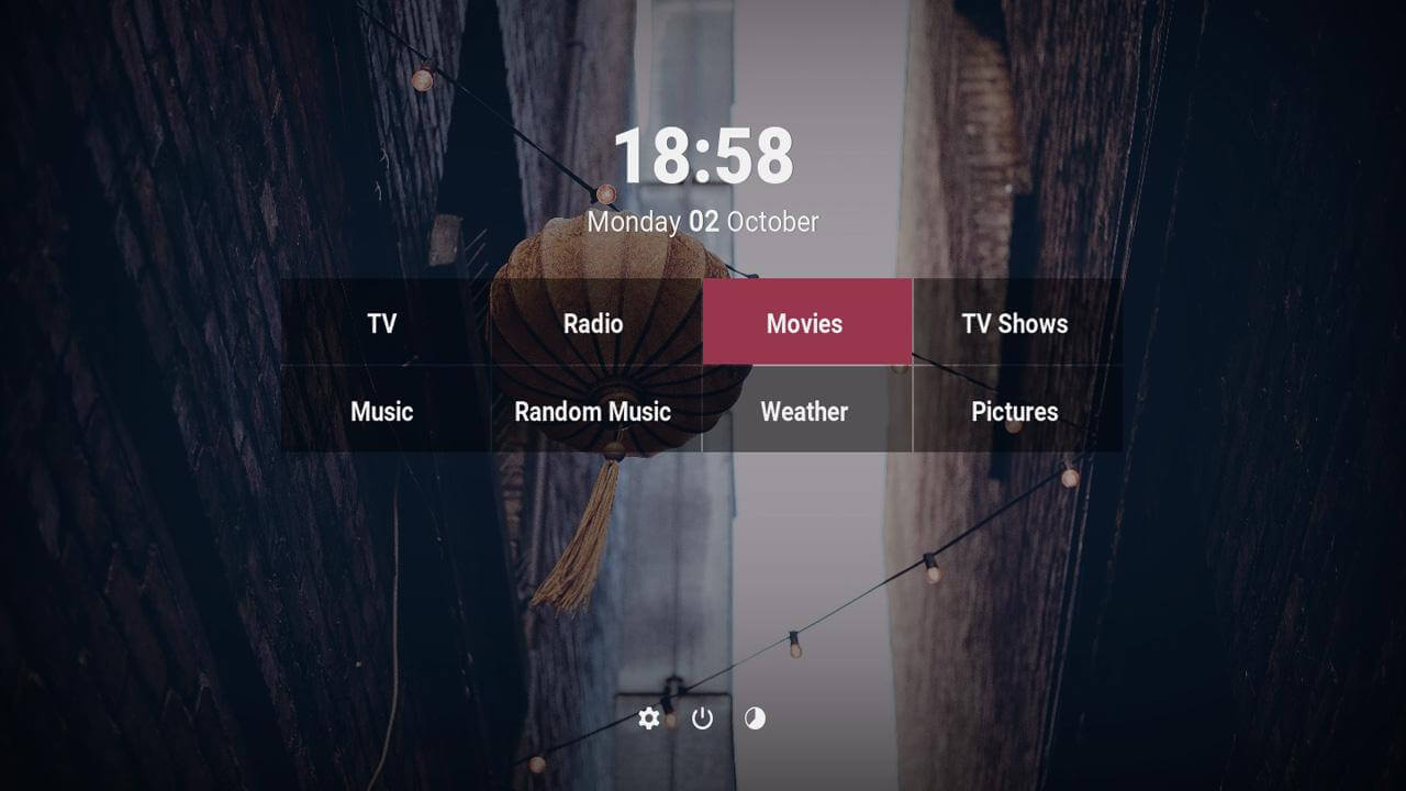 Pellucid - One of the Best Kodi Skin 2018