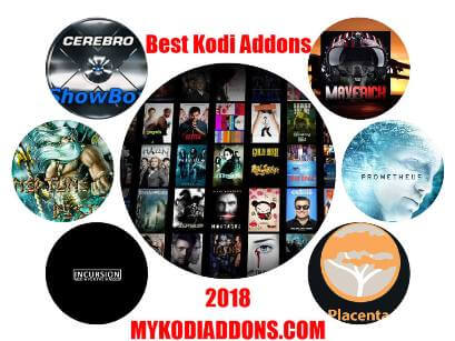 Top 10 Best Kodi Addons January 2018