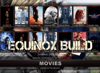How to Install Equinox Kodi Build on Krypton & Firestick
