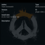 How to Install Overwatch Kodi addon on Krypton and Firestick