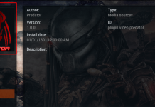 How to Install Predator Kodi addon on Krypton and Firestick