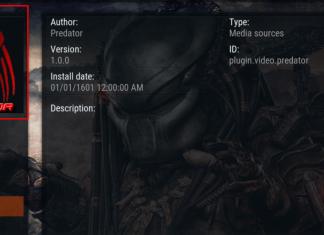 How to Install Predator Kodi addon on Krypton and Firestick