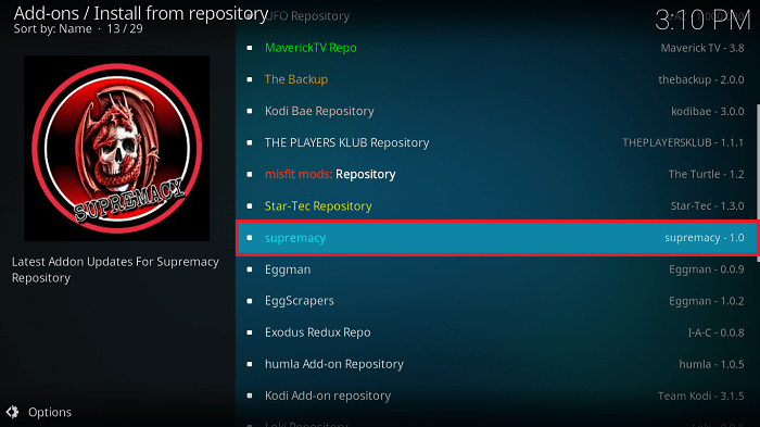 Tap on Supremacy Repository