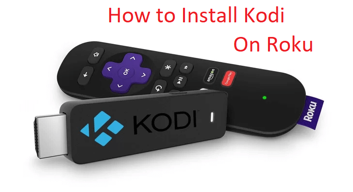 How to Install Kodi on Roku 3