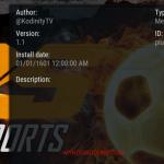 How to Install Sports Matrix Kodi addon on Krypton Firestick 2018