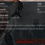 How to Install The Kratos Kodi addon on Krypton 2018
