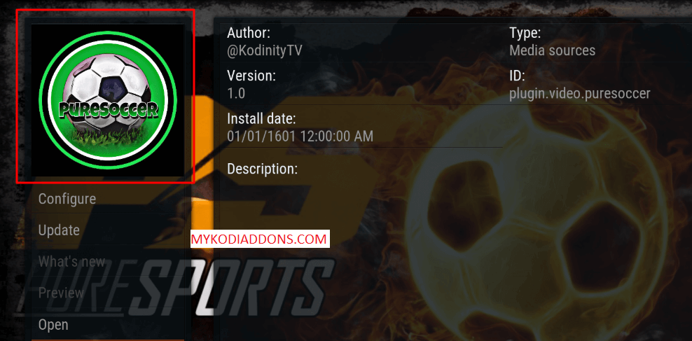 How to Install Puresoccer Kodi addon 2018