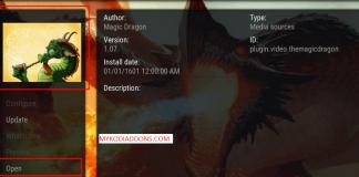 How to Install The Magic Dragon Kodi Addon 2018