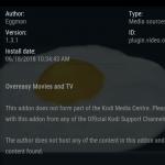 How to Install Overeasy Kodi addon on Krypton