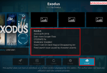 How to Update Exodus Kodi Addon 2018