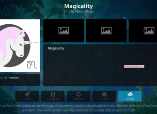 How to Install Magicality Kodi Addon 2018