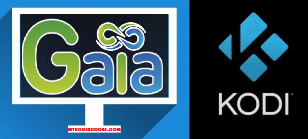 Gaia Kodi Addon For TV Shows