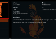 How to Install One Nation Build Portal on Firestick and Kodi Leia