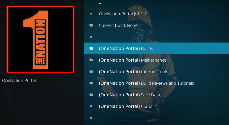 One Nation Portal - Kodi Builds For Firestick
