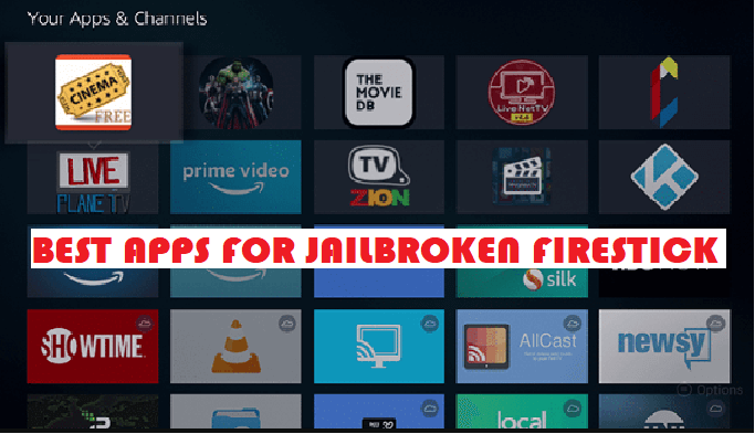 Best Apps for Jailbroken Firestick / 4K (August 2019) - Movies & TV