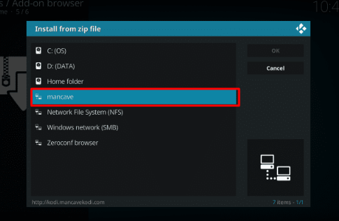Select Mancave Repo