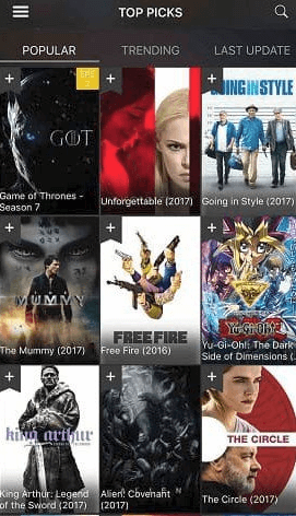 Cinema HD APK Download