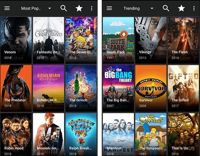 Cyberflix TV APK [3 1 9] - Download Free App For Android