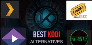 Best Kodi Alternatives 2019