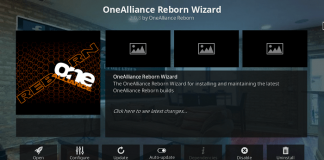 How to Install Red Wizard Kodi Build on Leia 18