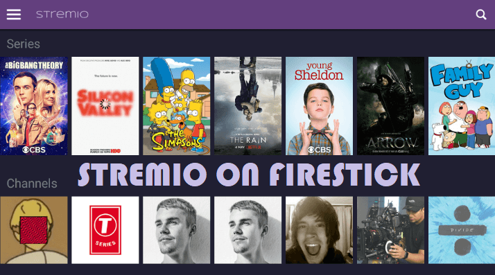 How to Install Stremio on Firestick TV