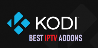 Best Kodi IPTV Addons