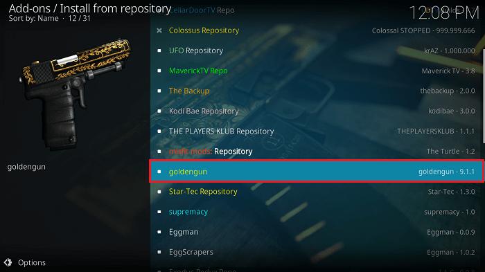 Click Goldengun Repository