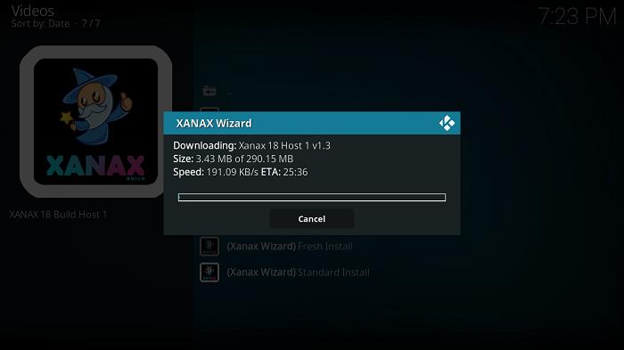 Download Xanax 18 Build