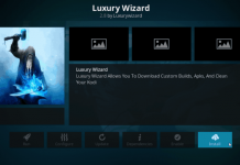How to Install Blue Magic Kodi Build