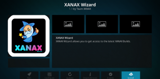 Install Xanax Wizard